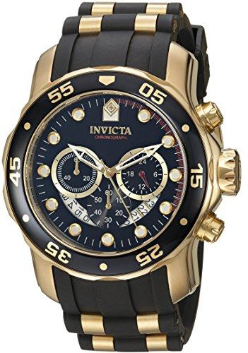 invicta-herren-armbanduhr-xl-chronograph-quarz-kautschuk-6981