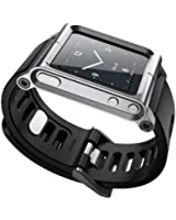 Lunatik Watchband For Ipod Nano 6Th And 7 Generation (Silver)