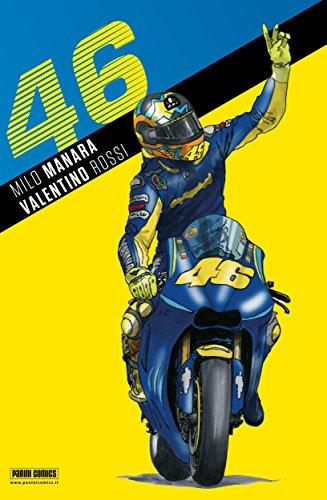 46-milo-manara-valentino-rossi-italian-edition