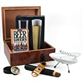 Ultimate Humidor Gift Sets (9 Piece Beer Lover)