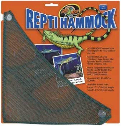 Zoo Med Mesh Reptile Hammock, 17.5 - Inch