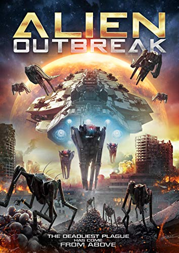 DVD : Alien Outbreak