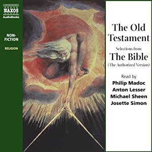 The Old Testament (Unabridged Selections) | [Naxos AudioBooks]