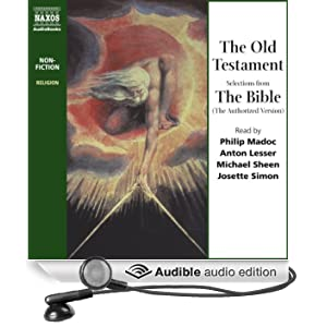 The Old Testament (Unabridged Selections)