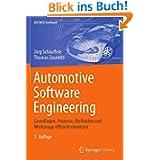 Automotive Software Engineering: Grundlagen, Prozesse, Methoden und Werkzeuge effizient einsetzen (ATZ/MTZ-Fachbuch...