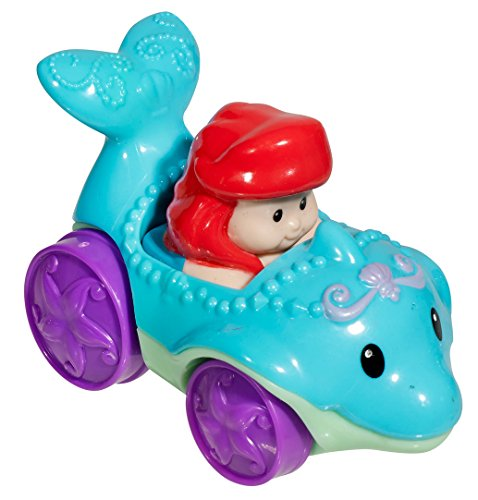 Fisher-Price Little People Disney Wheelies Ariel - 1