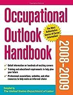 Occupational Outlook Handbook -