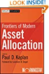 Frontiers of Modern Asset Allocation