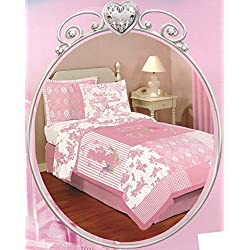 Disney Princess 'Fairy Tale' Full Size Bedding set - 7pcs Bed in a Bag