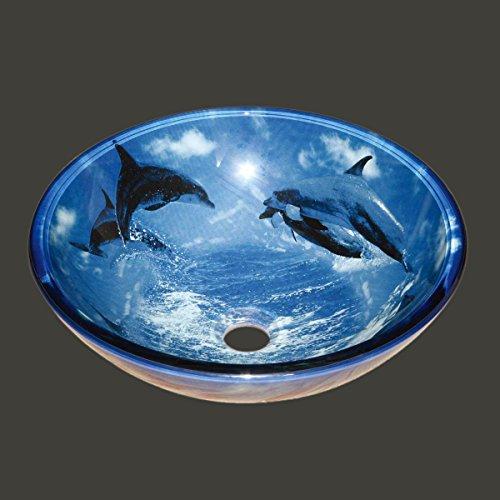 Dolphin nautical bath decor for Dolphin bathroom design