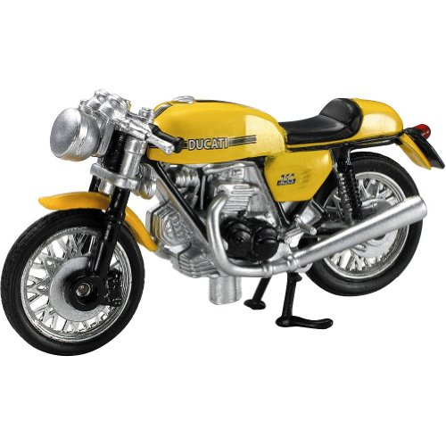New Ray Ducati 1973 Sport 750 Replica Motorcycle Toy - 1:32 Scale