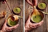 Organic Matcha Green Tea Powder Antioxidants FAT Blocker Energy Booster Incredible Taste Perfect Gift Usda Organic Koshie GMP Certified (4oz)