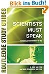 Scientists Must Speak: Bringing Prese...
