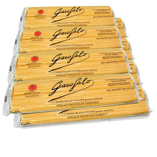 ガロファロ Garofalo スパゲッティ 500g×8袋 スパゲッティ 業務用セット