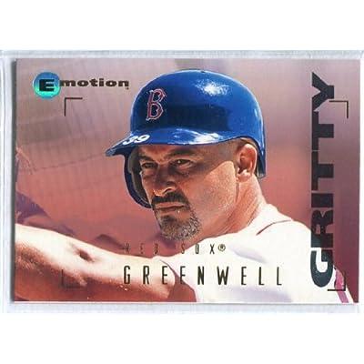 Mike Greenwell - 1995 Emotion #12 - 来日外国人(阪神) マイク・グリーンウェル