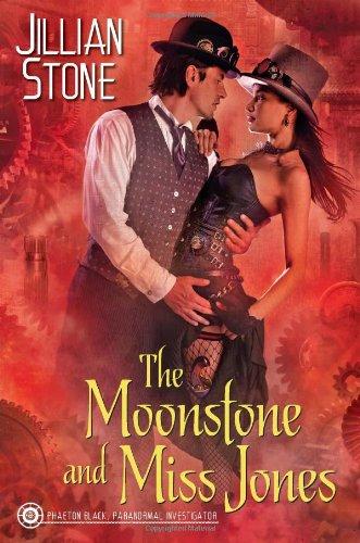 Image of The Moonstone and Miss Jones (Phaeton Black, Paranormal Investigator)