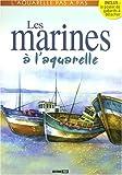 echange, troc Atelier TF - Les marines à l'aquarelle