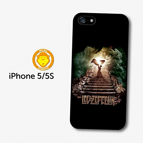 Led Zeppelin Stairway To Heaven Angel Case For Iphone 5 5S A5751