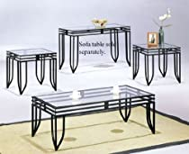 Coffee Table & 2 End Tables Set