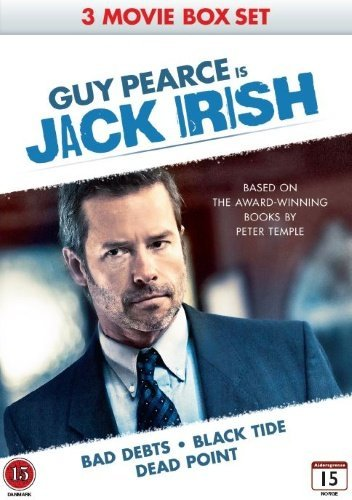 Jack Irish Collection - 3-DVD Box Set ( Jack Irish: Bad Debts / Jack Irish: Black Tide / Jack Irish: Dead Point ) [ Origine Svedese, Nessuna Lingua Italiana ]