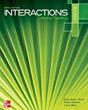 img - for Interaction Access Listening/Speaking Student Book plus Registration Code for Connect ESL by Emily Austin Thrush (2013-04-16) book / textbook / text book