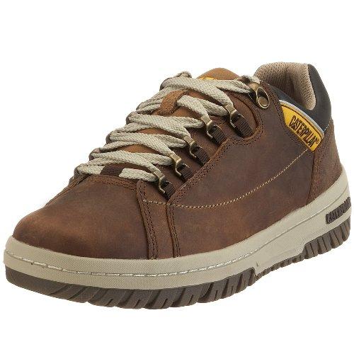Cat Footwear, Scarpe sportive uomo, Beige (Dark Beige), 44