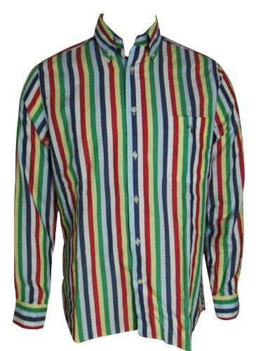 GANT -  Camicia Casual  - Maniche lunghe  - Uomo Multicolore multicolore S