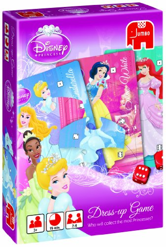 Disney Princess Dress-up Game