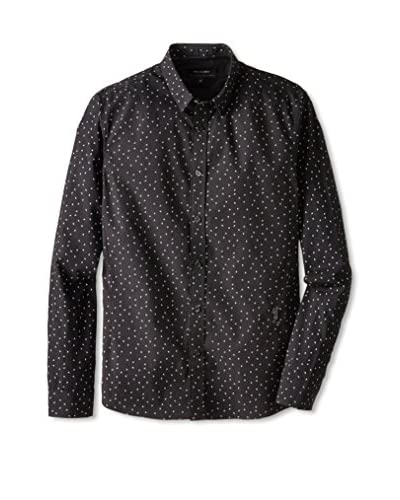 Religion Men's Directed Long Sleeve Shirt