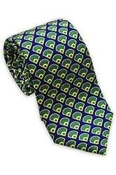 Baseball Fields - Baseball Men's Silk Necktie