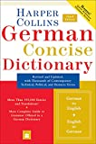 Collins German Concise Dictionary, 3e (HarperCollins Concise Dictionaries) (English and German Edition) (0060575778) by HarperCollins