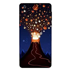 GripIt Volcano of Gifts Case for LYF Water 1