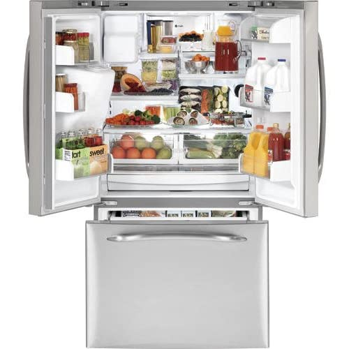 PFSS9SKYSS General Electric GE Profile(TM) ENERGY STAR(R) 28.5 Cu. Ft. French Door Refrigerator