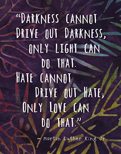 colorful-batik-pattern-wall-art-print-martin-luther-king-famous-quote-darkness-cannot-drive-out-dark
