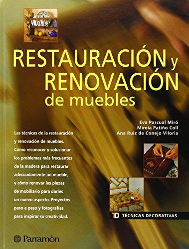 RESTAURACION Y RENOVACION DE MUEBLES