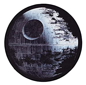 b ing carpet star wars sw 27 rug 100 cm round amazon. Black Bedroom Furniture Sets. Home Design Ideas