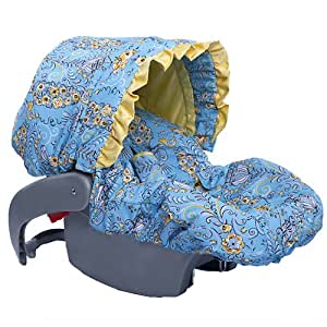 Baby Bella Maya Infant Car Seat Cover, BNBR (Discontinued by Manufacturer)