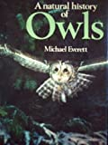 img - for A natural history of owls book / textbook / text book