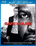 Safe House (Blu-ray + DVD + Digital Copy + UltraViolet)