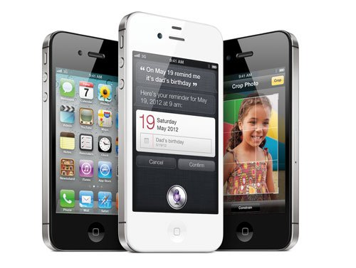 並行輸入品 iPhone 4S 32GB ブラック SIMフリー