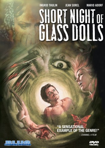 Cover art for  Short Night of Glass Dolls