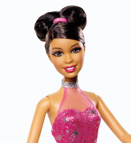 Barbie Careers Ice Skater African-American Doll