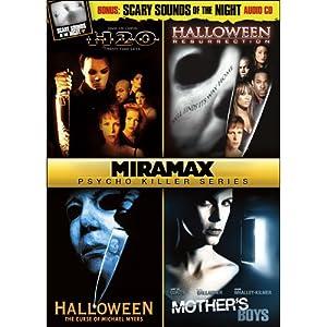 Psycho Killer Series with Bonus CD