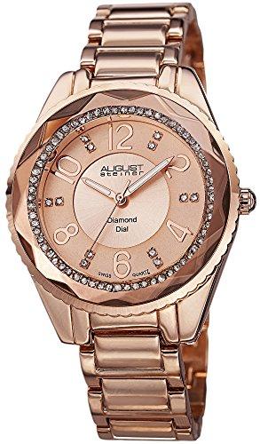 August Steiner AS8122RG - Reloj para mujeres