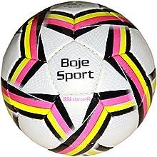 Boje Sport - Fútbol sala acústico Match 1 con campanas IBSA, magenta - fútbol sonido