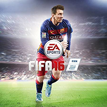 FIFA 16 - Standard Edition - PlayStation 4 [Download Code]