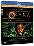 Cover art for  Baraka [Blu-ray]