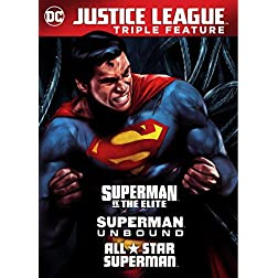 DCU: Superman Unbound / Superman vs the Elite / All-Star Superman