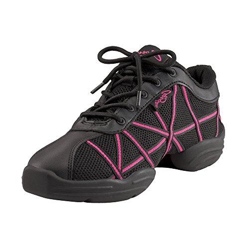 capezio-ds19-web-dance-trainer-black-hot-pink-uk-13-eu-335-us-2