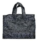 Bumkins Nixi Recycled Fabric Cosmetic Bag, Black